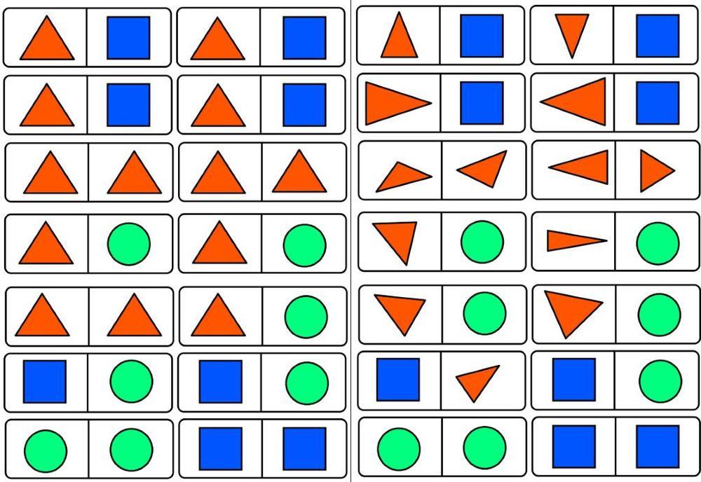 Dreieck-Domino