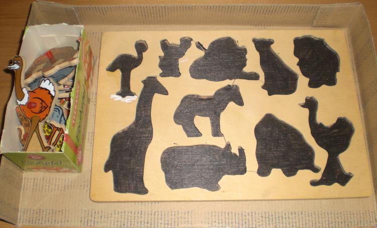 Teacch - Puzzle