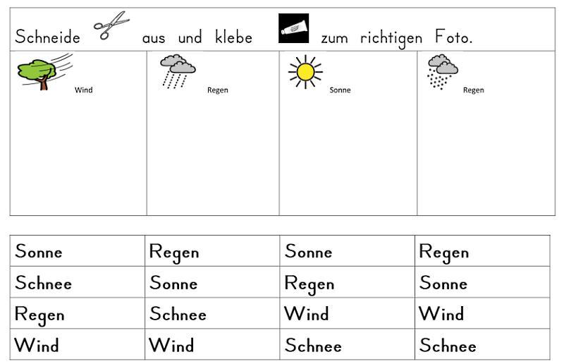 Wettertagebuch