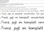 Grundschrift Font Schriftart-Paket