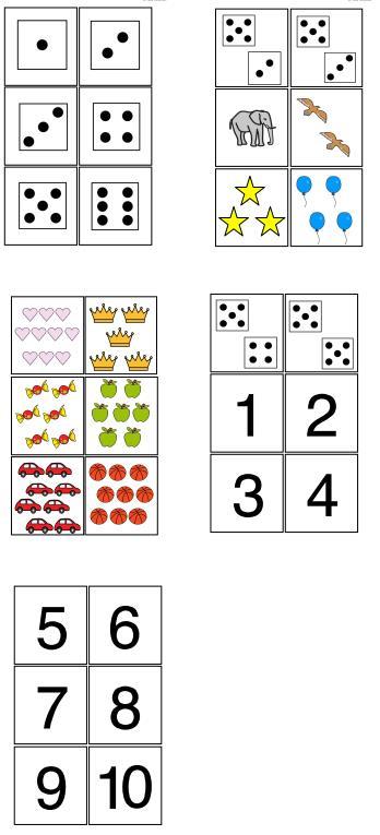 Mengen - Zahl - Zuordnung