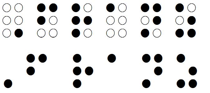 Braille Schrift