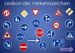 Verkehrszeichen-Übung mit Sprachausgabe