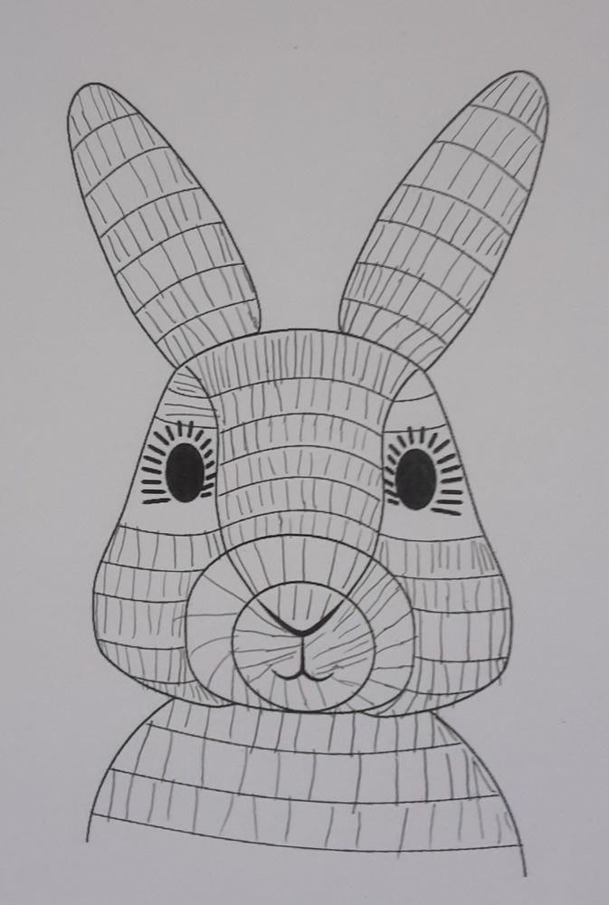 Osterhase mal anders