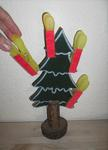 Teacch - Kerzen an Weihnachtsbaum