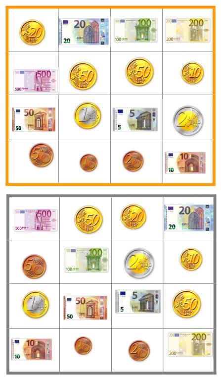 Euro-Bingo-Pläne