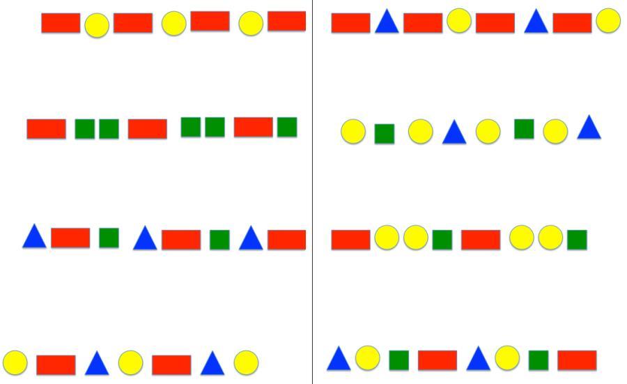 Puzzle - Seriation