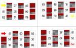 Domino - Orientierung ZR 100 am Hunderterfeld