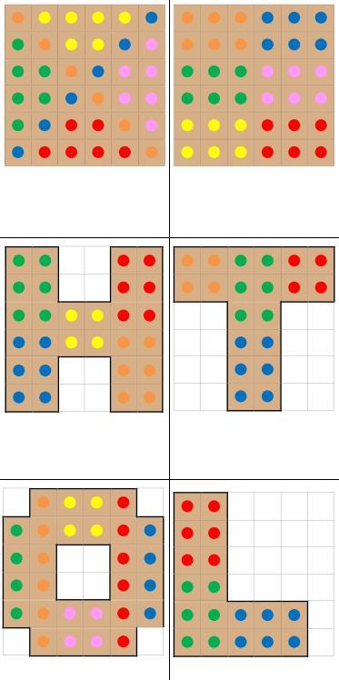 Einfache Sudoky-Vorlagen