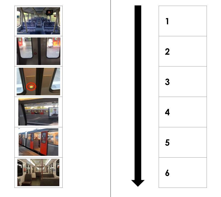 Aufgabenmappe - Umsteigen im öffentlichen Personennahverkehr