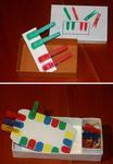 Farben und Feinmotorik