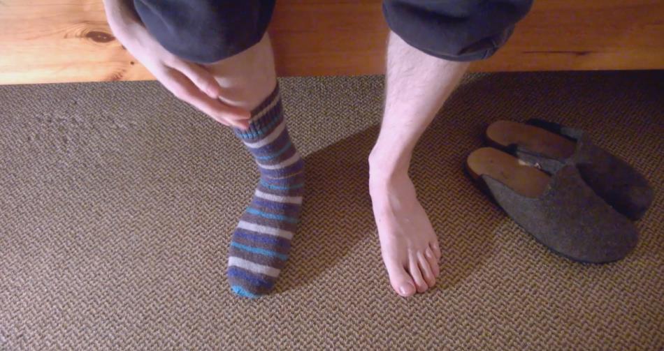 Wo ist die Socke? Ein Film zu den Präpositionen