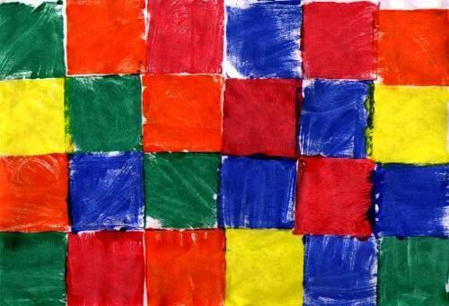 Quadratstempel