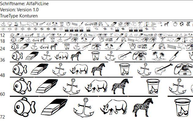 Alfapic Line