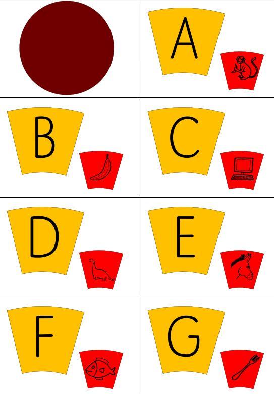 Buchstabenlegekreis