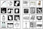 Wohnräume und Einrichtungsgegenstände