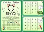 Verliebte Zahlen - Bingo!
