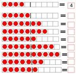 Menge - Zahl - Zuordnung ZR 10