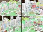 Paper City - Wir bauen eine Stadt aus Papier