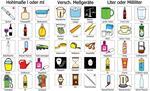 Bildmaterialien zum Thema Liter bzw. Milliliter