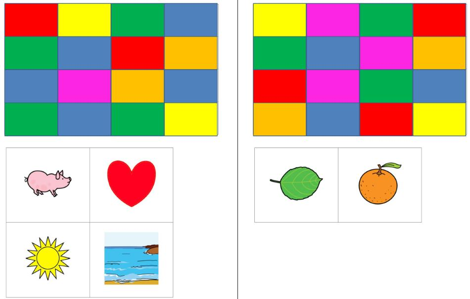 Farbenlehre in der Unterstützten Kommunikation