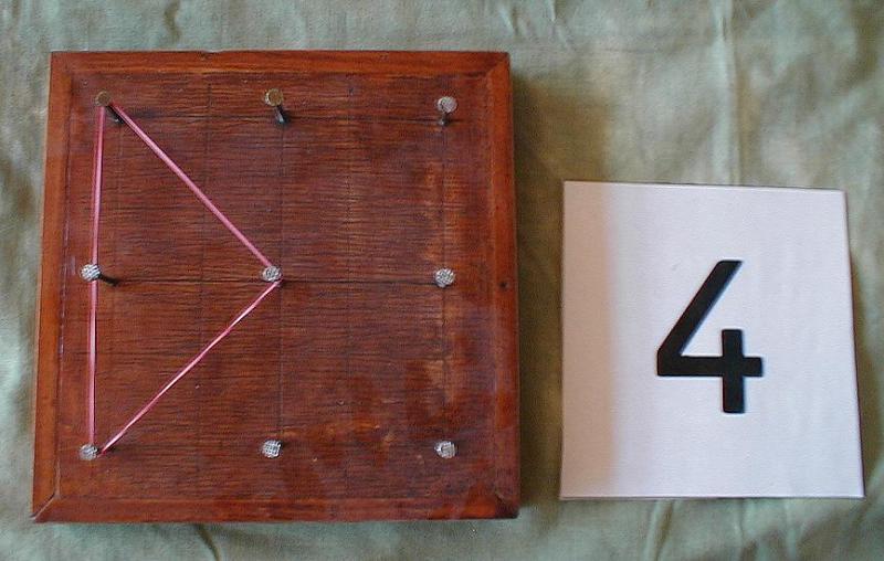 Gummibrett aus Holz
